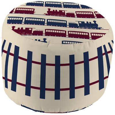 Checkerboard, Ltd Rail Trail Pouf