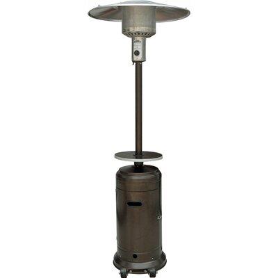 AZ Patio Heaters Tall 41,000 BTU Propane Patio Heater U0026 Reviews | Wayfair