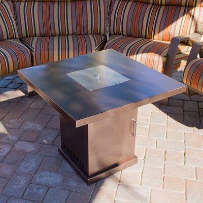 AZ Patio Heaters Steel Propane Fire Pit Table U0026 Reviews | Wayfair