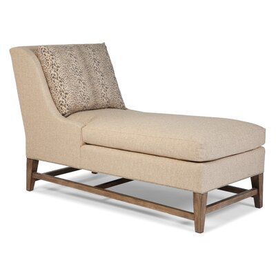 Fairfield Chair Transitional Pillow Back Chaise Lounge