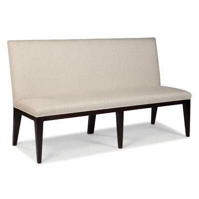 Fairfield Chair Upholstered Three Seat Bench