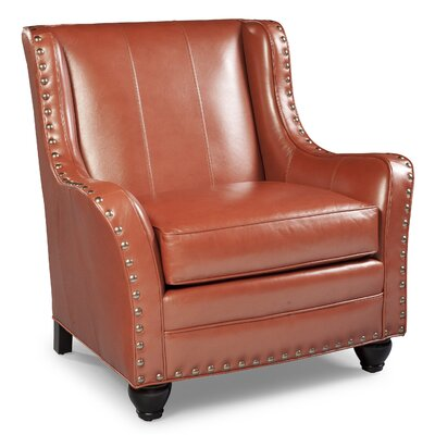Fairfield Chair Nailhead Trimmed Lounge Chair