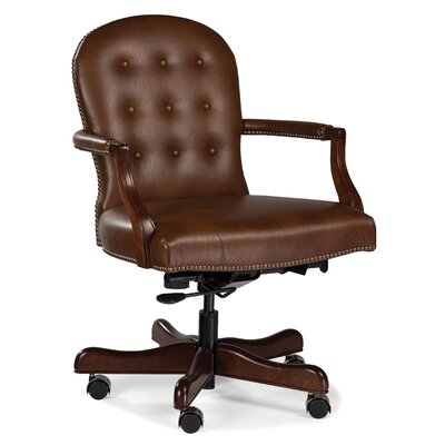 Fairfield Chair High-Back Executive Office Chair with Arms