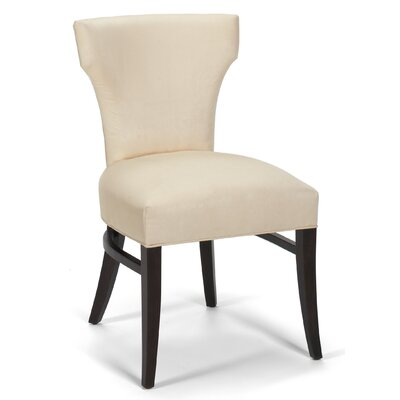 Fairfield Chair Tapered Leg Curved Back Side Chair