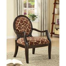 Animal Print Accent Chairs You Ll Love Wayfair