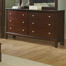 Denver 6 Drawer Dresser by Wildon Home ®