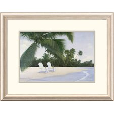 beach home framed coastal artwork decor