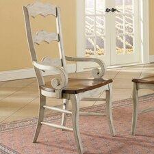 Summerglen Ladderback Arm Chair (Set of 2) byHooker Furniture