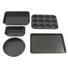 Oneida Simply Sweet 5-Piece Baking Pan Set