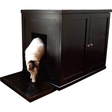 quick view arena kitty litter box