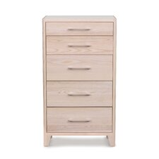 Contour 5 Drawer Chest by Copeland Furniture