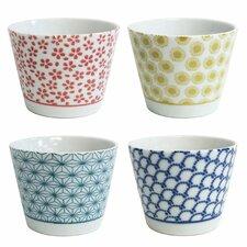 4-Piece Festive Cup