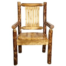 Glacier Country Arm Chair by Montana Woodworks®