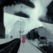 New Beginnings by Jon Barker Canvas Wall Art