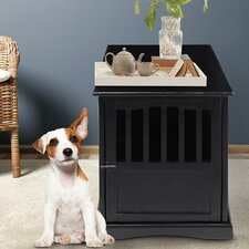 quick view furniture style dog crates