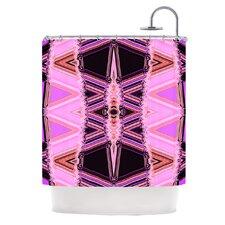 Chevron Pink Shower Curtains Youll Love