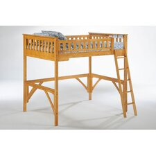 Amazing Compare Price Night And Day Furniture Ginger Loft Bed ND3088 Details Review