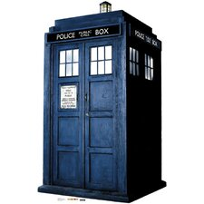 Dr. Who The Tardis Cardboard Stand Up
