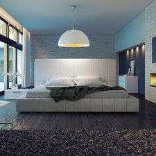 thompson platform customizable bedroom set bedroom set light wood vera
