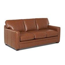 Leather Sofas You Ll Love Wayfair