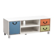 Fairy TV Stand for TVs up to 61""