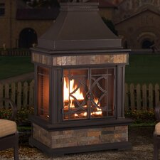 Outdoor Fireplaces Fire Pits You 39 Ll Love Wayfair