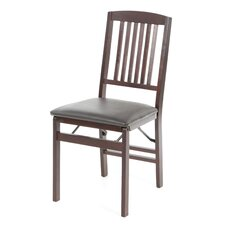 Clarke Mission Back Side Chair (Set of 2) by Andover Mills
