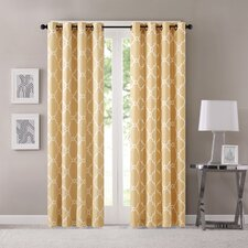 Geometric Curtains Amp Drapes You Ll Love Wayfair