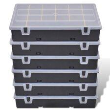 6-tlg. Werkzeugkoffer-Set