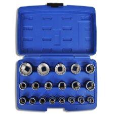 Spline-Steckschlüsselsatz