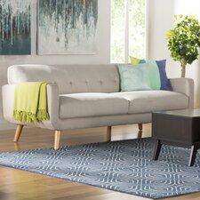 Enjoyable Mercury Row Phoebe Tufted Sofa Chanade Jainid Pdpeps Interior Chair Design Pdpepsorg