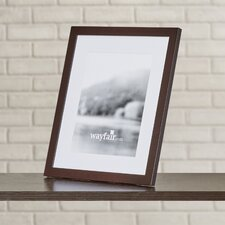 Matted Leaner Picture Frame