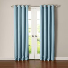 Blue Curtains Amp Drapes You Ll Love Wayfair