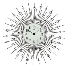 Night XXL Analogue Wall Clock