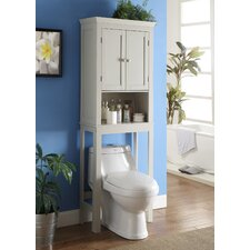 Over The Toilet Storage Cabinets Bathroom Etagere You 39 Ll