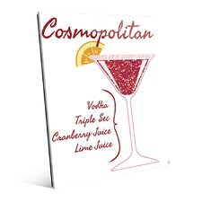 Cosmopolitan Ice Graphic Art