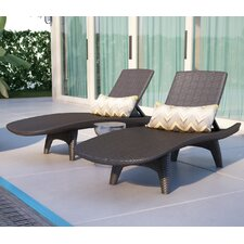 Patio chaise lounges you 39 ll love wayfair for Ashley san marco chaise