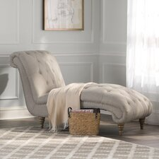 quick view astaire linen chaise lounge
