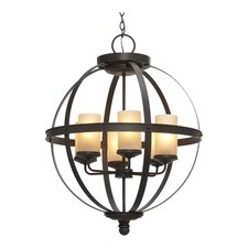 bronze chandeliers you 39 ll love wayfair. Black Bedroom Furniture Sets. Home Design Ideas