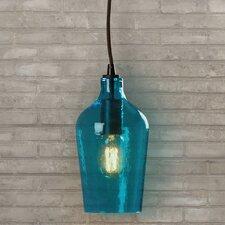 quick view blue pendant lighting
