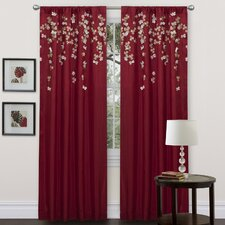 Red Curtains Amp Drapes Youll Love