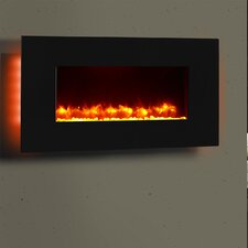 79 Built In Led Wall Mount Electric Fireplace Insert