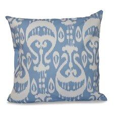 Throw Pillow Method Space Faerie : Modern Blue Outdoor Pillows AllModern