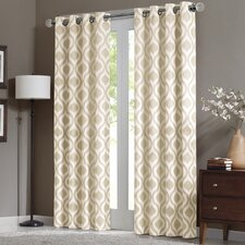 Modern Curtains Drapes Allmodern