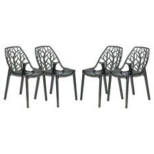 Cornelia Side Chair (Set of 4) byLeisureMod