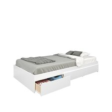 Margery Platform Bed with Storage