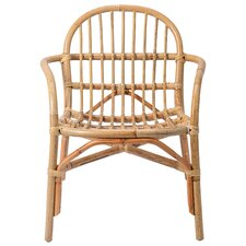 Rattan Wicker Accent Chairs You Ll Love Wayfair