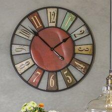Cobalt 73 cm Wall Clock