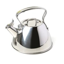 Find for ken hom non stick carbon steel wok for Alpine cuisine tea kettle