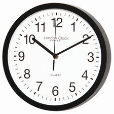 26cm Cased Wall Clock